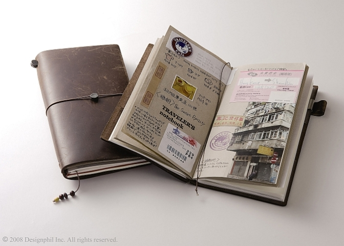 A journal a day keeps the travelers awake